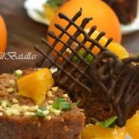 10 recetas de postres con chocolate y naranja