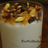 12 postres con yogur