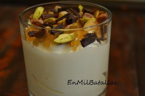 12 postres con yogur - En Mil Batallas