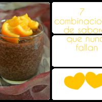 7 combinaciones de sabores que nunca fallan
