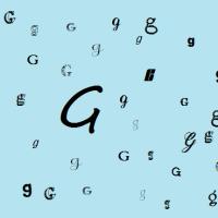 Mis favoritos ABC… con la G
