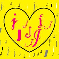 Mis favoritos ABC, con la J