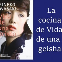 La cocina de Vida de una geisha