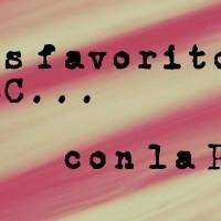 Mis favoritos ABC… con la P
