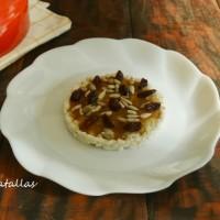 3 ideas sanas de desayuno con mermelada de manzana