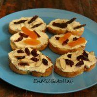 Ideas de desayuno con queso cremoso
