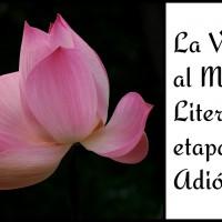 La Vuelta al Mundo Literaria, etapa 25. Adiós, Asia.