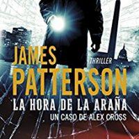 La hora de la araña, de James Patterson