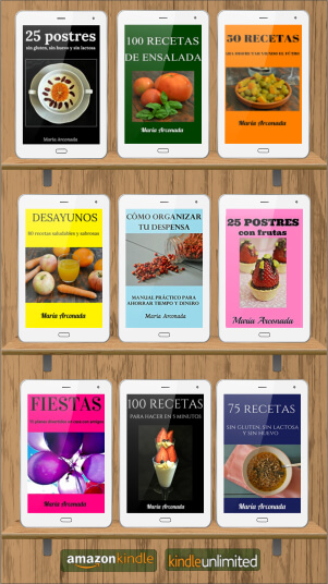 Mis ebooks en Amazon