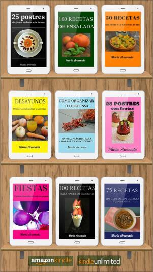 Mis ebooks en Amazon